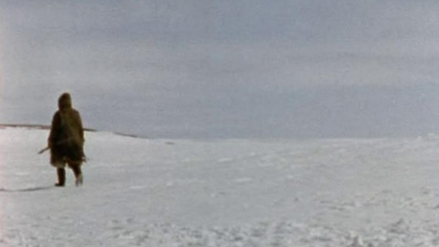 Netsilik Eskimos, VIII: Jigging for Lake Trout