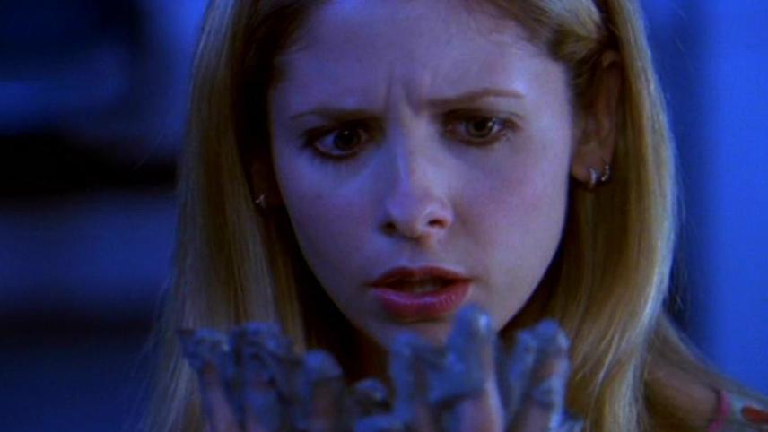 Buffy the Vampire Slayer: Restless