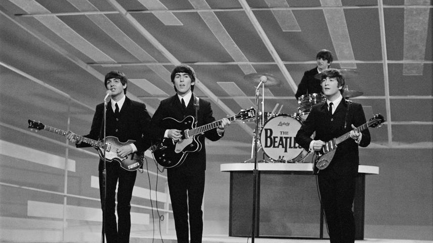 Ed Sullivan Presents: The Beatles