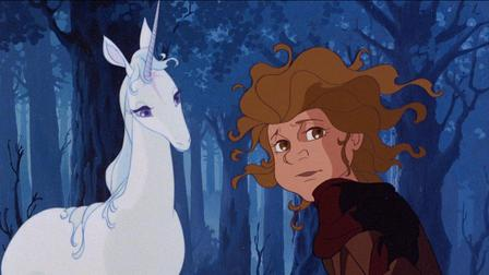The Last Unicorn 1982 Mubi