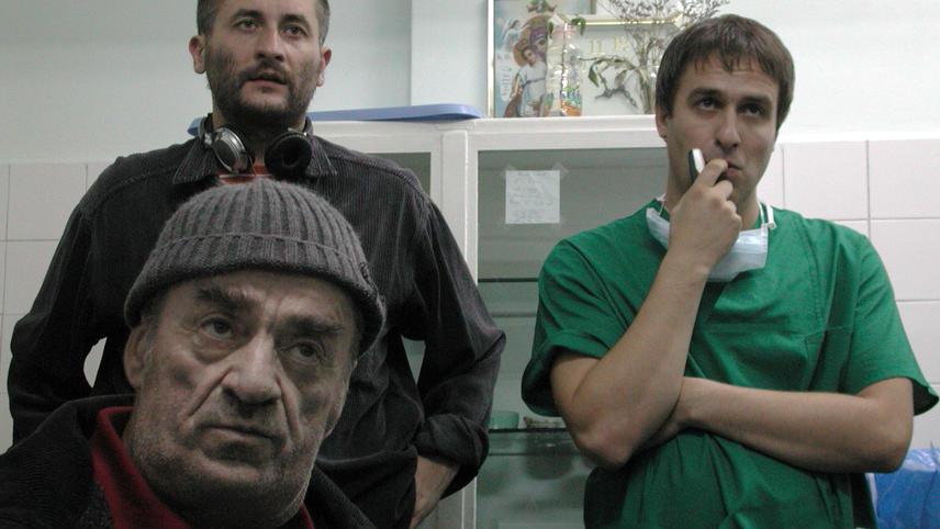 The Death of Mr. Lăzărescu, a Making-Of