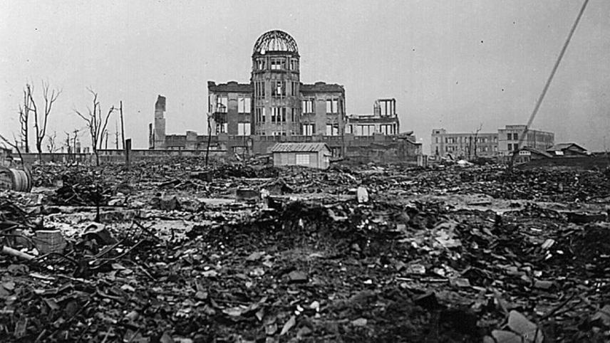 Hiroshima Nagasaki August, 1945