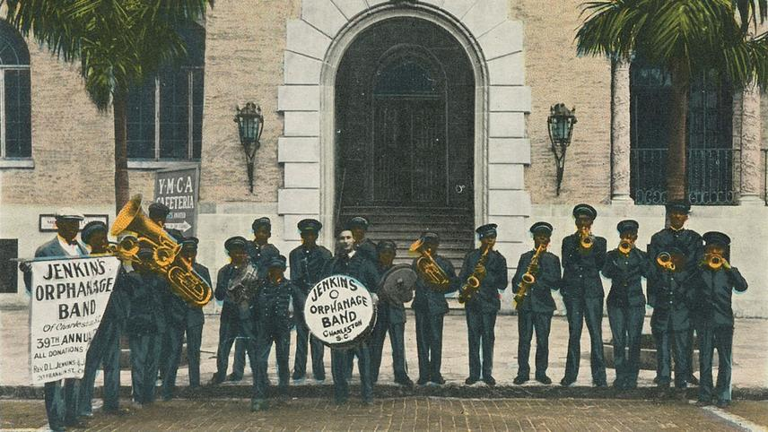 Fox Movietone News: Jenkins Orphanage Band