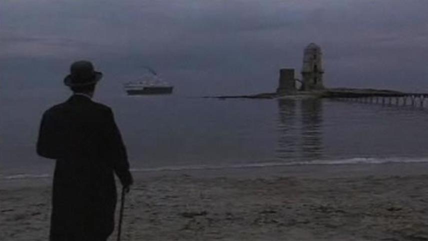 The Night Fernando Pessoa Met Constantine Cavafy