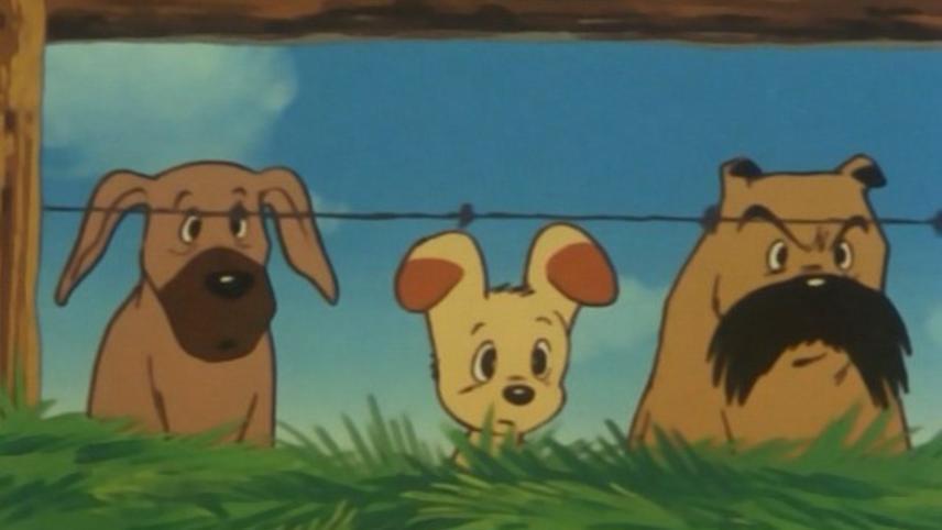 Bark! Bun Bun