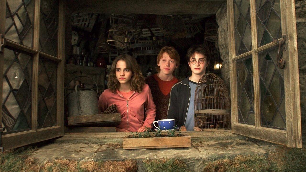 Harry Potter Und Der Gefangene Von Askaban Trailer