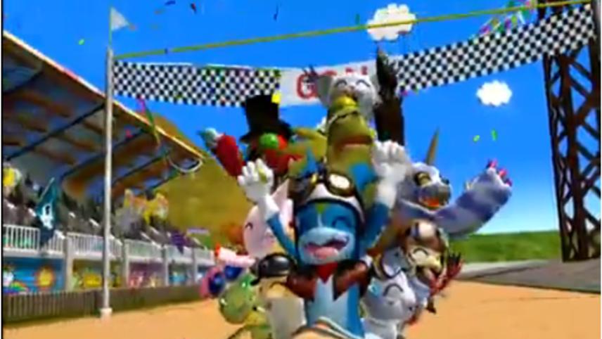 Digimon Adventure 3D: Digimon Grandprix!