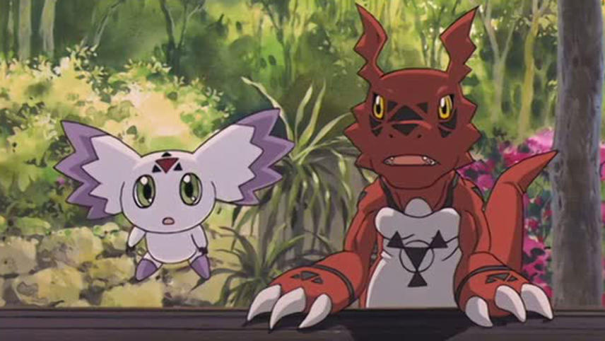 Digimon Tamers: Battle of Adventurers