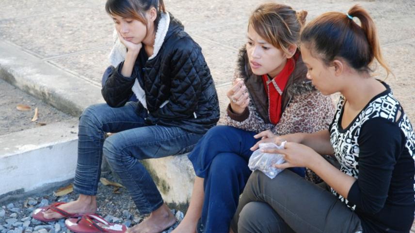 The Girls of Phnom Penh
