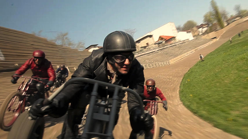 Harley and the Davidsons