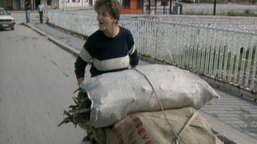Waiting for Godot ... in Sarajevo