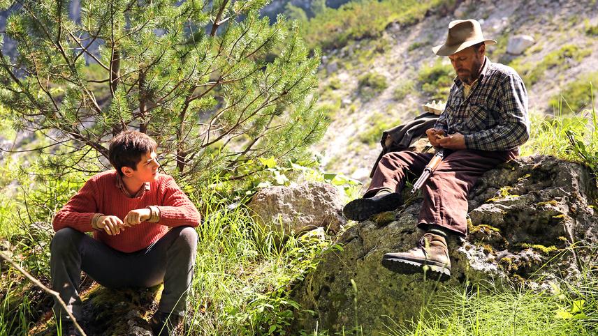 The Bear Skin