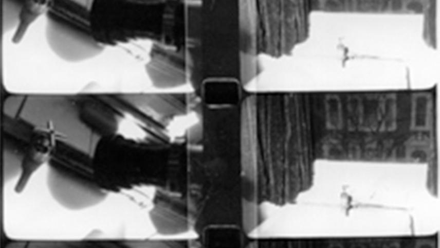 Light Occupations: Lens Hand Screen