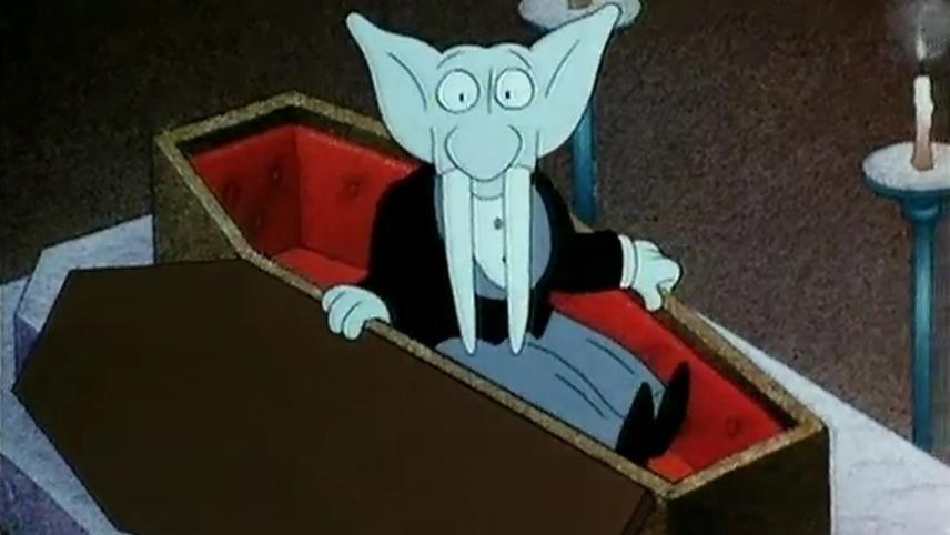 Ernest The Vampire