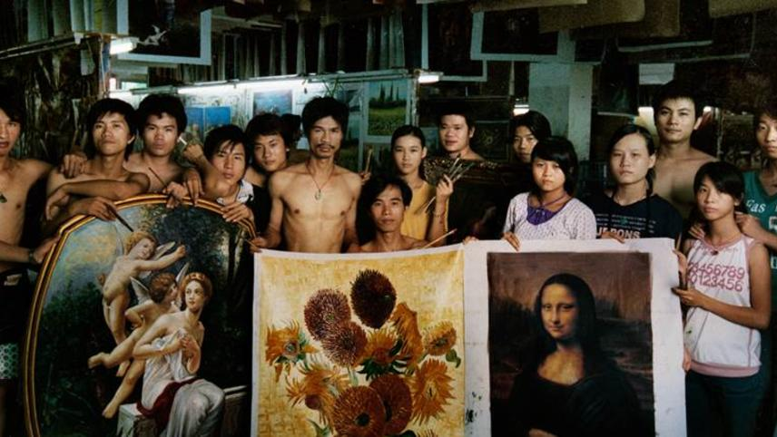 China's Van Gogh