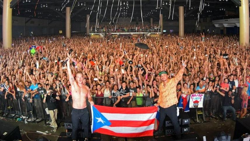 Give Me Future: Major Lazer in Cuba