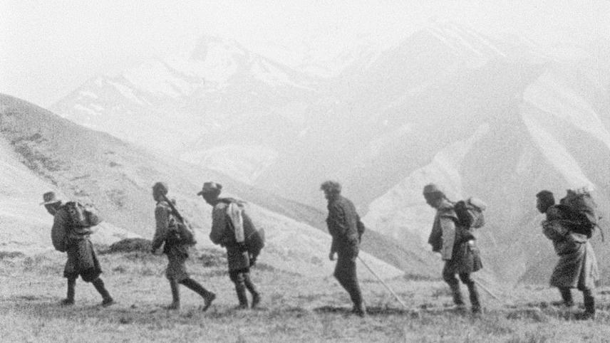 Raid Into Tibet