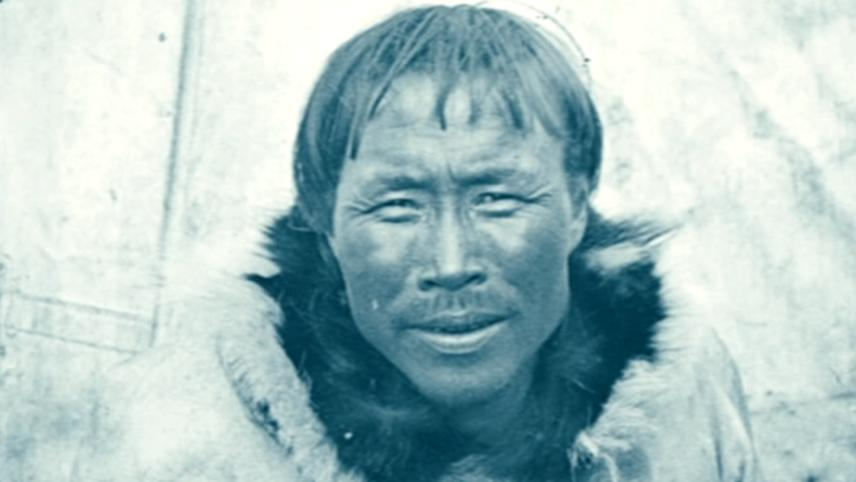 With Roald Amundsen's North Pole Expedition to the First Winter Quarter