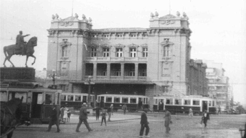 Belgrade - Capital of the Kingdom of Yugoslavia