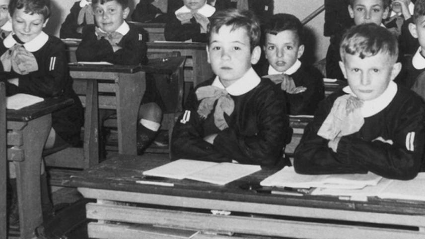 Registro di classe. Libro primo 1900-1960