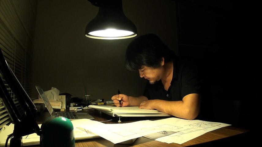 "The Professionals - Mamoru Hosoda's Job: Animation Film Director ""A Soulful Film Illuminating Hope"""