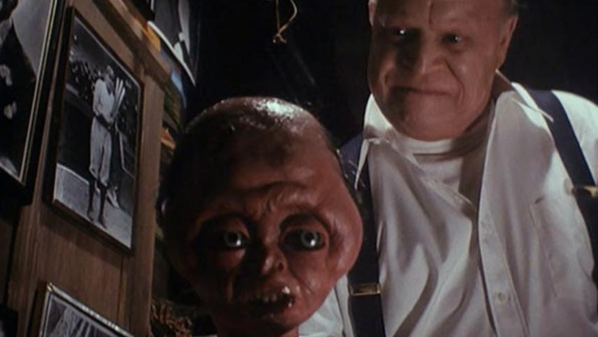 Tales from the Crypt: The Ventriloquist's Dummy