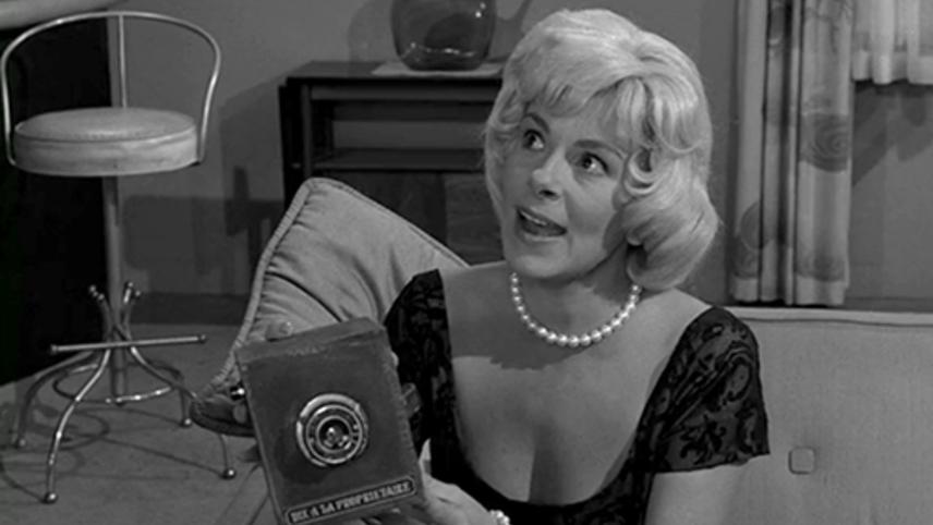The Twilight Zone: A Most Unusual Camera