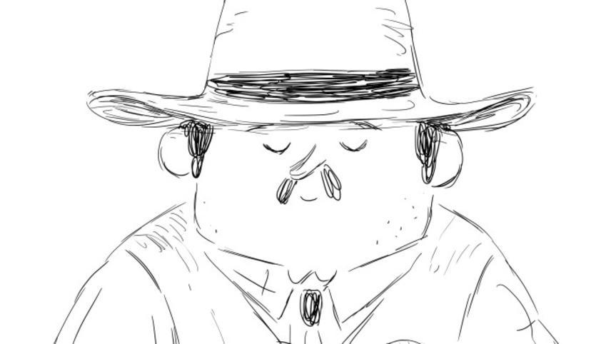 Morning Cowboy