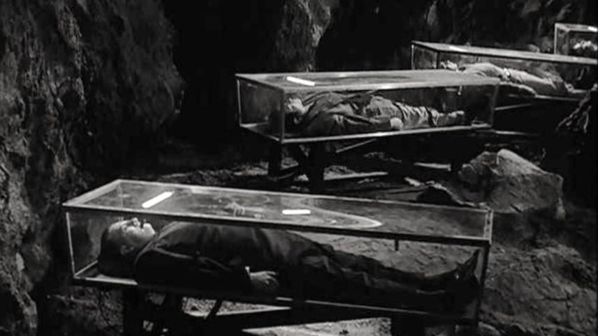 The Twilight Zone: The Rip Van Winkle Caper