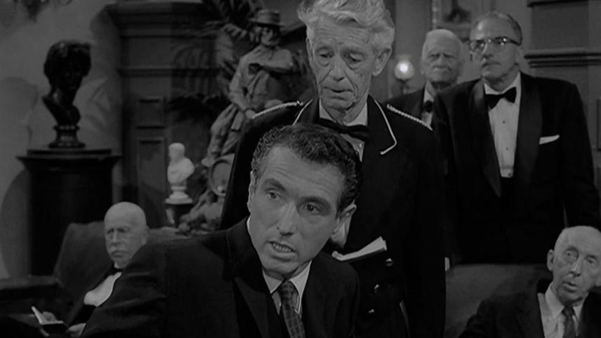The Twilight Zone: The Silence
