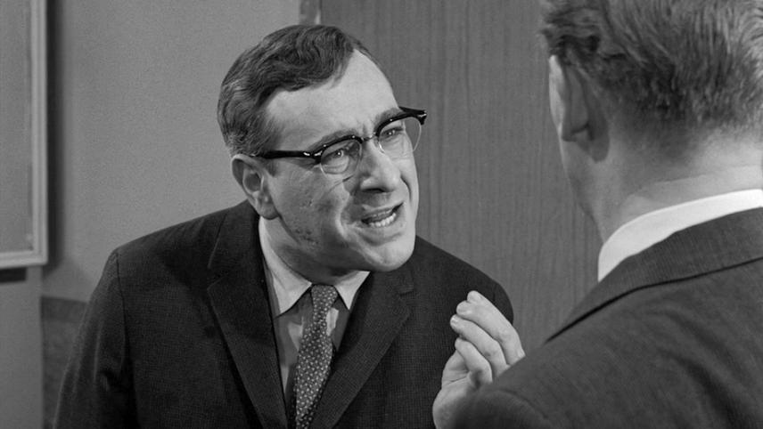 The Twilight Zone: The Mind and the Matter
