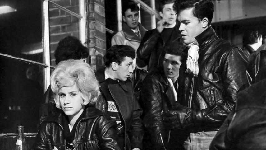 The Twilight Zone: Black Leather Jackets