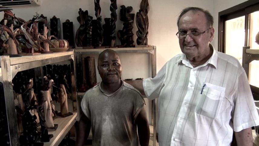 Our Man in Gabon