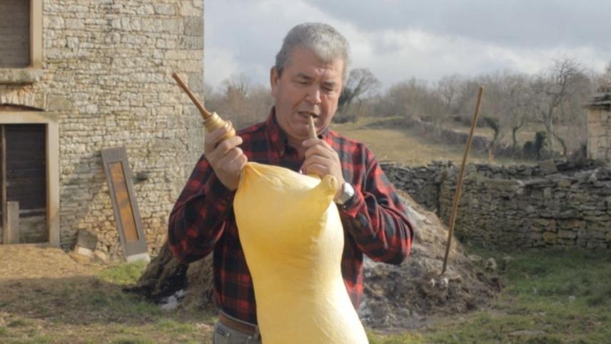 From Krsan to Peroj