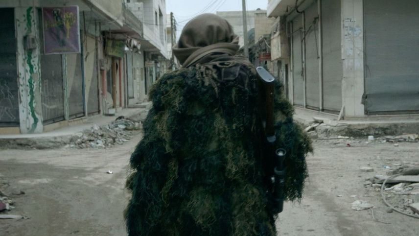 The Sniper of Kobani