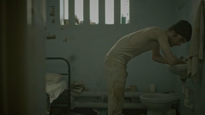 Prison Door