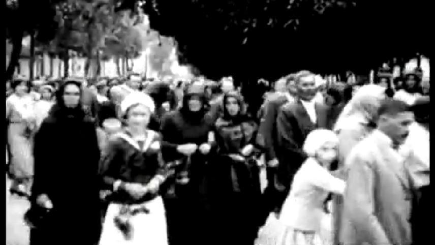 Procession of Sombor Roman Catholic Parish