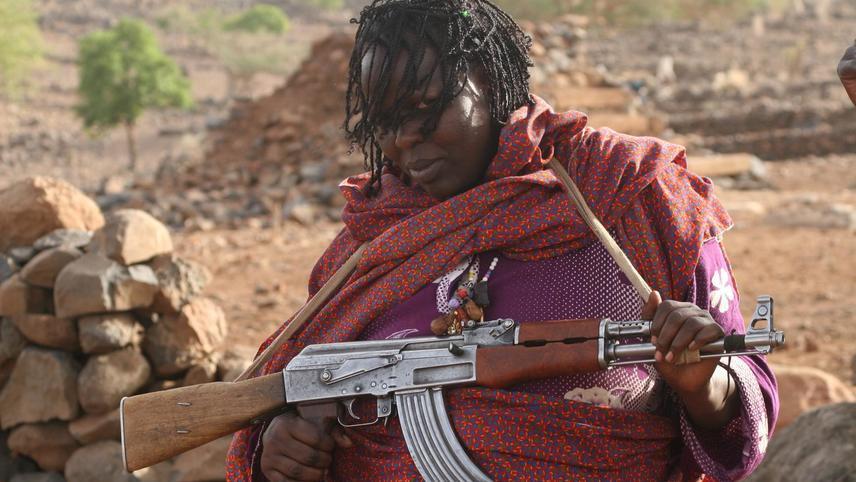 Dar Fur: War for Water