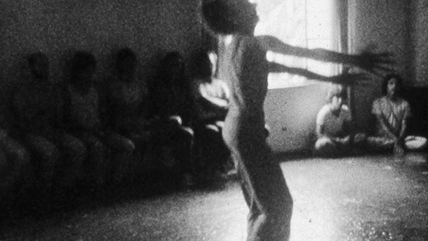 Rolf Gelewski, spiritual dancer