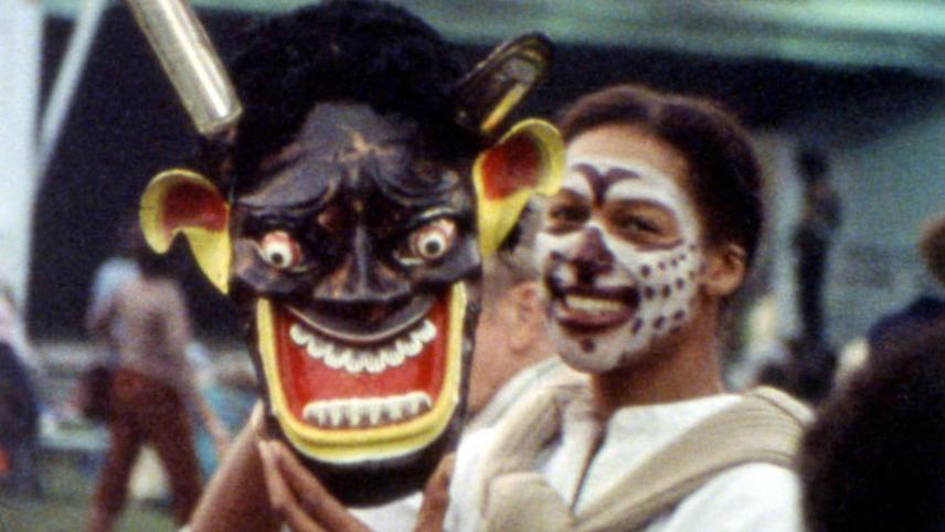 Festival of Mask
