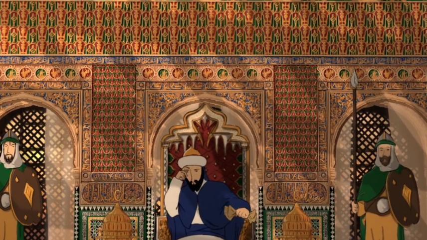 The Last King of Granada