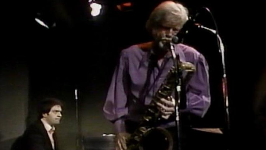 Gerry Mulligan: Jazz America