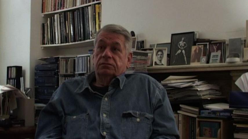 Cinexpérimentaux Stephen Dwoskin