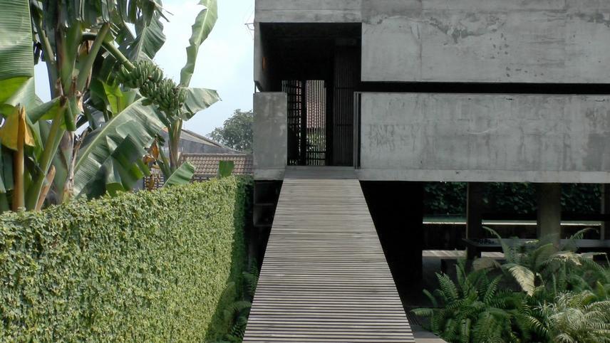 A Tropical House