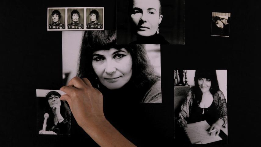 Belle de Nuit: Grisélidis Real, Self Portraits
