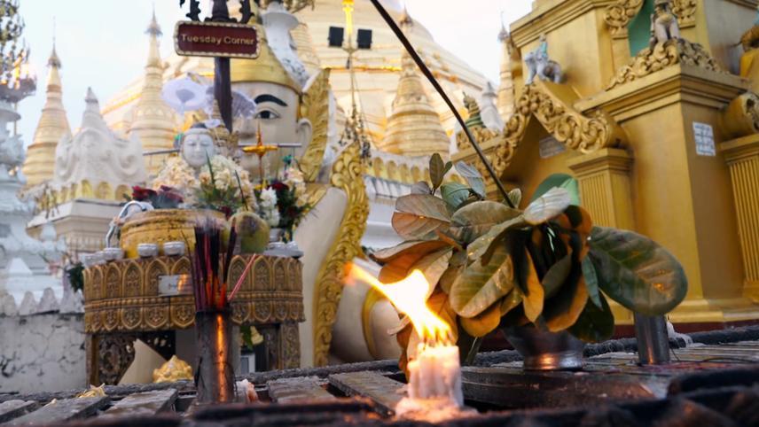 Get Lost In Myanmar