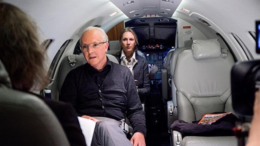 Das FIFA-Märchen: Fragen an Schorsch Aigner - der Mann, der Franz Beckenbauer war