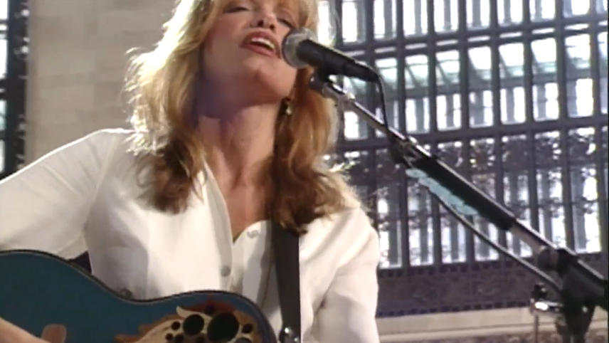 Carly Simon: Live at Grand Central