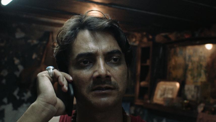 Sadhu in Bombay