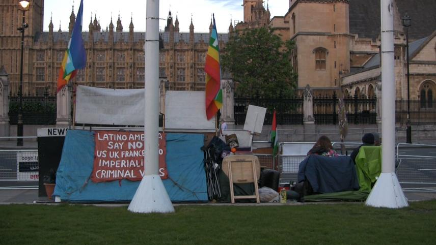 Letters from Parliament Square